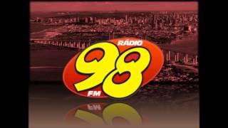 Prefixo - 98 FM - 98,9 MHz - Natal/RN