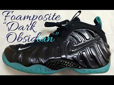 """foamposite-pro-""""dark-obsidian""""-official-nike-store-unboxing-and-review!"""