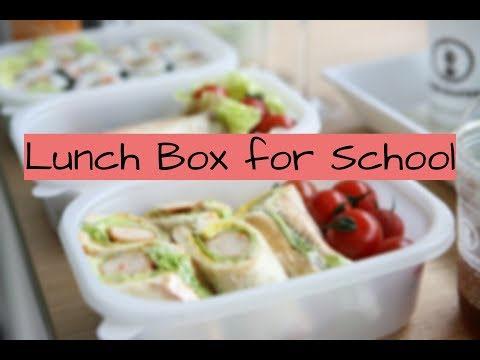 Lunch Box For School/Ланч Бокс для школы