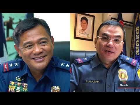 Metro Manila police chief loses post after 6 weeks