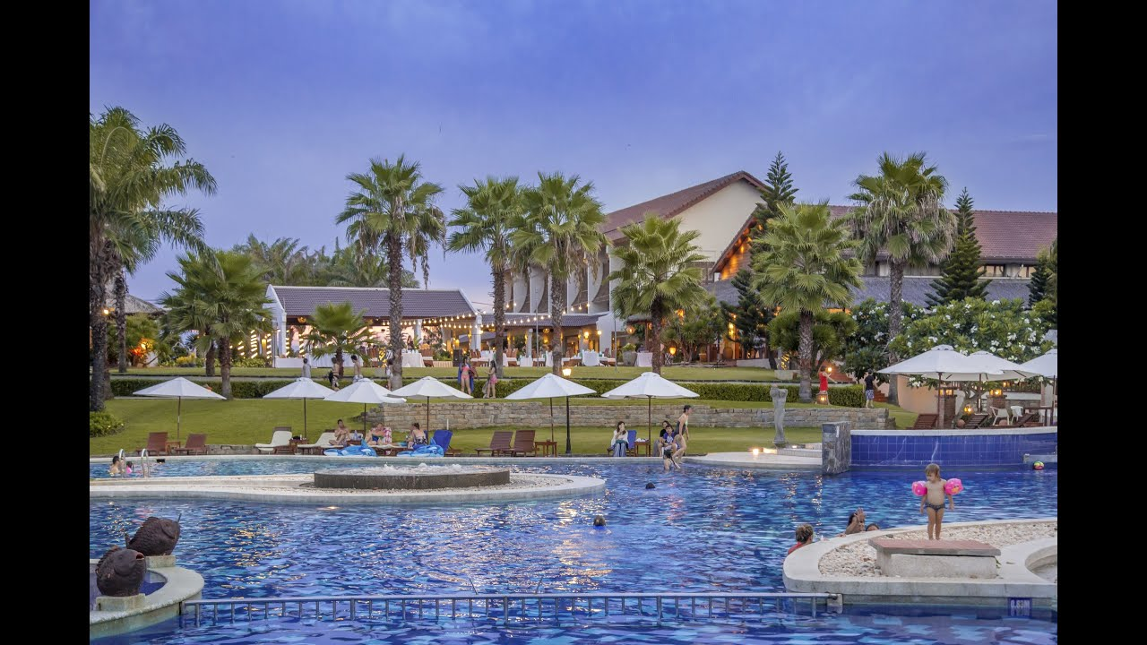Video review of the luxury Palm Garden Hoi An Beach Resort & Spa