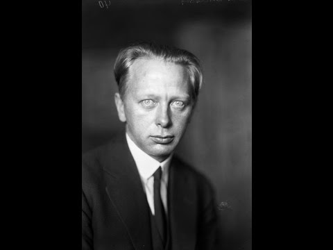 Atterberg Sixth Symphony, conducted by the composer (Berlin, 1928)