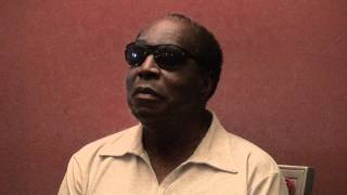Clarence Carter interview by Maxwell Russell for Shoals Beat and Beat Magazine USA