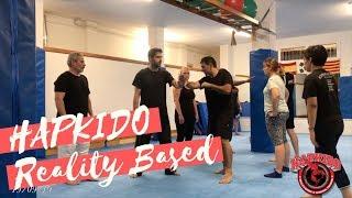 Hapkido Reality Based