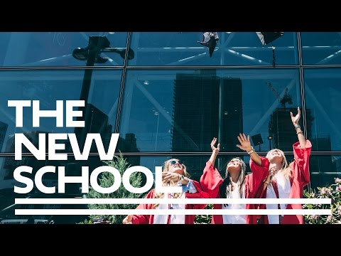 The New School's 2016 Commencement Ceremony