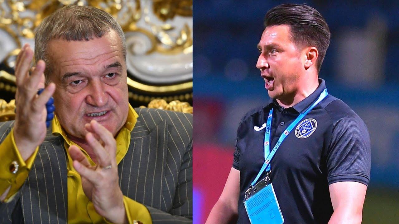 Ilie Poenaru, replică pentru Gigi Becali: