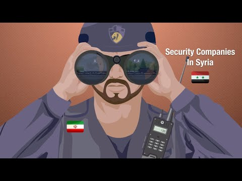 Iranian Private Security Companies In Syria