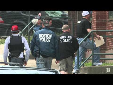 Major arrest of alleged gang members in Boston