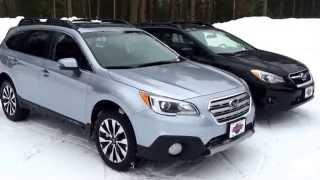 Subaru Outback vs Subaru Crosstrek
