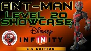 Ant Man Level 20 Skill Tree Disney Infinity 3.0 Showcase By DisneyToyCollector