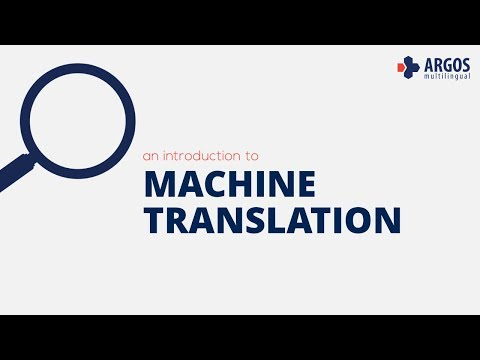 An Introduction to Machine Translation