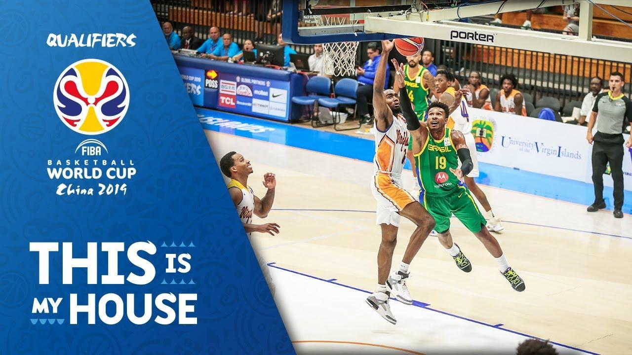 Virgin Islands v Brazil - Highlights - FIBA Basketball World Cup 2019