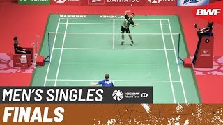 F | MS | Anthony Sinisuka GINTING (INA) [7] vs. Anders ANTONSEN (DEN) [4] | BWF 2020
