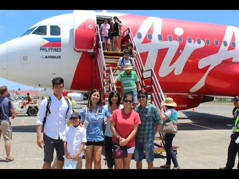 A Family's Easter Jaunt to Boracay Aboard Air Asia