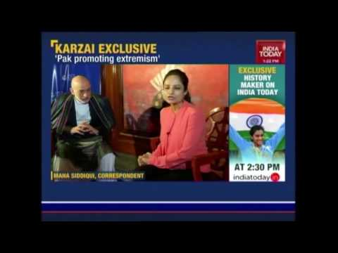 Karzai Exclusive: Former Afghan Prez Lauds PM Modi's Take On Balochistan
