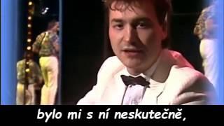 Michal David - Každý mi tě lásko závidí (DEMO KARAOKE)