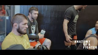 Road to UFC 242 - Episode One (Khabib Nurmagomedov & Islam Makhachev last week at AKA)