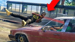 ONLY 1% OF PLAYERS CAN DO THIS! *CLICKBAIT!* | GTA 5 THUG LIFE #206