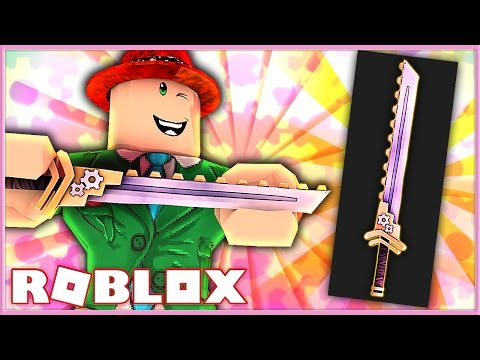 RARE GODLY KNIFE GIVEAWAY! | The Clockwork Knife | Murder Mystery 2 | Roblox [50k Special]