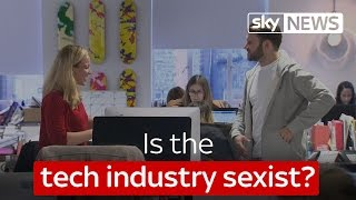 Is the tech industry sexist?