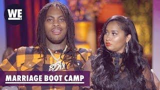 Waka Flocka Caught Creepin' Again! | Marriage Boot Camp: Hip Hop Edition
