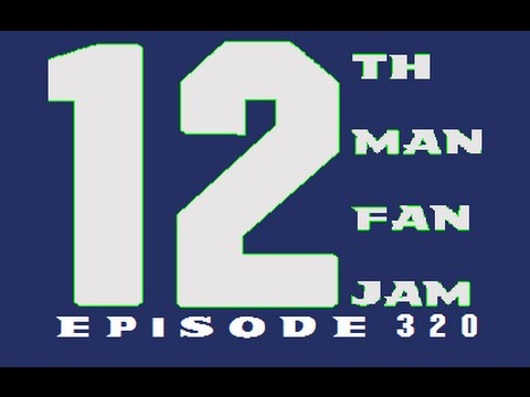 12th Man Fan Jam Show Episode 320 - Vikings Edition