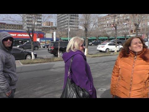 Yerevan, 18.03.19, Mo, Video-1, Komitas Poghotsum. ARABKIR Univermag.