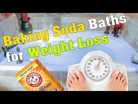 Baking Soda Baths for Weight Loss | How To Improve Your Health
