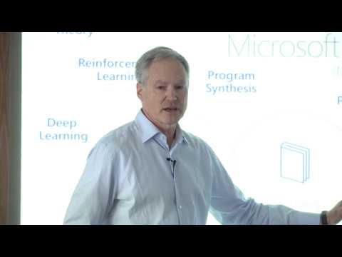 Eric Horvitz announces new Microsoft Research AI: