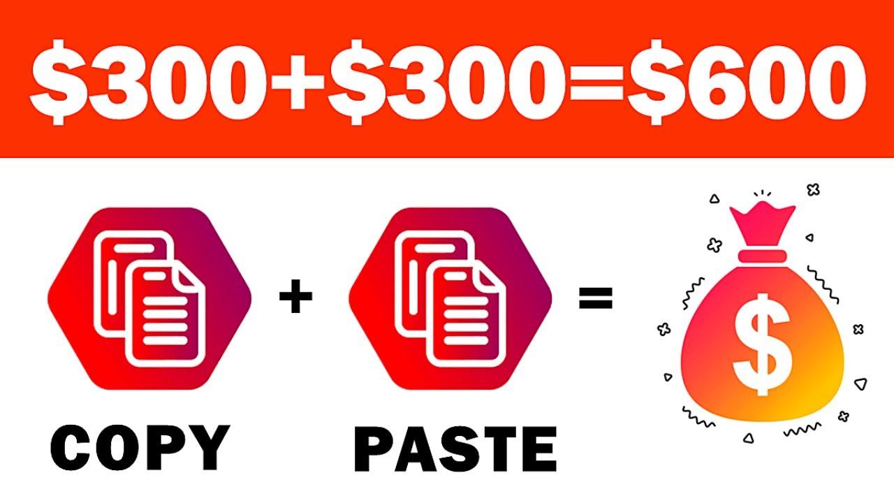 Copy (+$300) & Paste (+$300) = $600 Total Earnings For FREE! - Make Money Online | Branson Tay