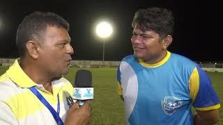 Renato Baraúna e Claudinho falam do amistoso do Esporte Clube Limoeiro e Zona Azul do Rio Grande do Norte