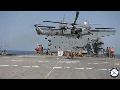 USNI News Video: Aboard the U.S. Navy's Middle East Sea Base