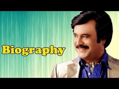 Rajinikanth - Biography