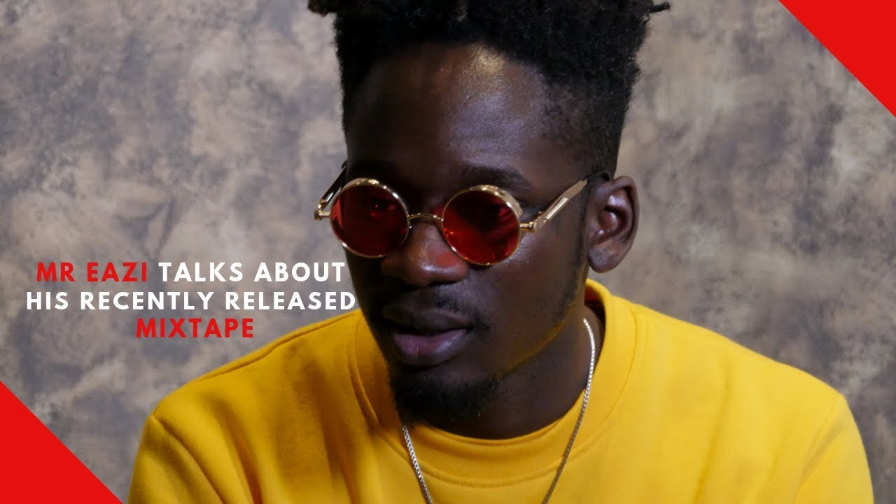 Image result for mr eazi mixtape media tour photos