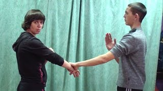 Вин Чун кунг-фу: урок 20. ЧУМ КИУ ТАО (Блок локтем ЛАН САУ и удар НОУ МУН ЧУЙ)