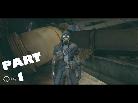 DISHONORED DLC KNIFE OF DUNWALL - ROTHWILD SLAUGHTERHOUSE 1 |
