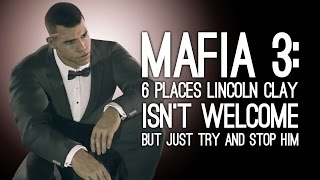 Mafia 3: 6 Places Lincoln Clay Isn't Welcome But Just Try and Stop Him