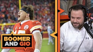 NFL CHAMPIONSHIP round preview | Boomer & Gio