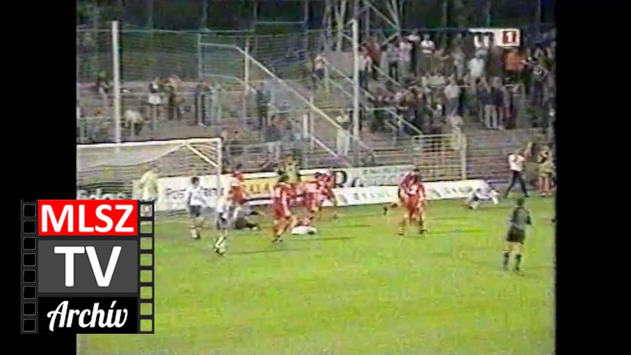 Zalaegerszeg-Diósgyőr | 0-0 | 2000. 05. 13 | MLSZ TV Archív