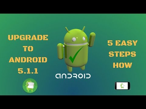 How To Upgrade Your Android 4.4.2 Kitkat To LOLLIPOP 5.1- Simplified