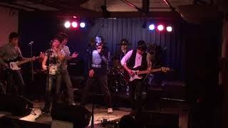山梨の洋楽コピーバンド『Jam Rose』、 平成29年11月10日、南アルプス市...