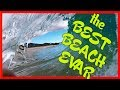 The best beach in the world ++SUMMER VLOGS 2014
