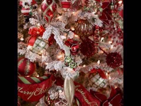 Christmas Ornament Sets.Christmas Tidings Ornament Collection