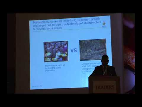 POTS Myanmar 2013: Palm Oil: The Leader in Vegetable Oil Complex