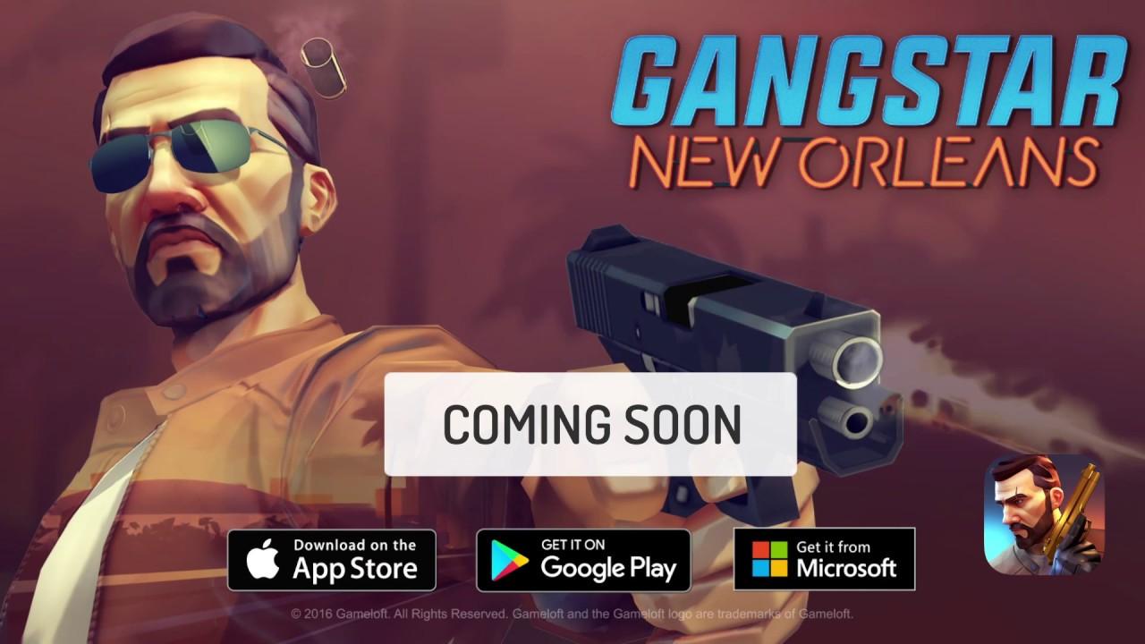 gangstar new orleans pr registro youtube. Black Bedroom Furniture Sets. Home Design Ideas