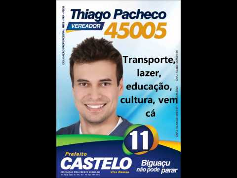 Jingle Vereador Thiago Pacheco
