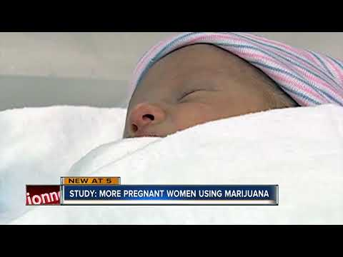 Doctors worry study on more women turning to marijuana for nausea will do more harm than good