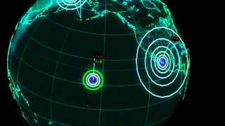 Strong Earthquake Strikes Mediterranean