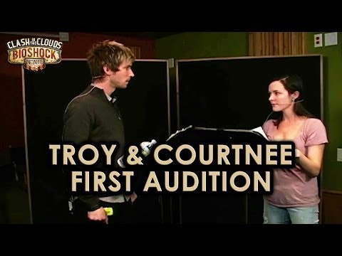 BioShock Infinite: Troy and Courtnee First Audition Clash in the Clouds DLC