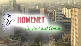 Homenet Car Rental and Commission Agent - Car Rent in Ethiopia